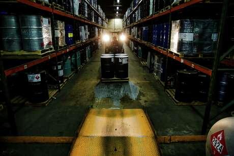 Palmer Logistics Wednesday, Nov. 25, 2015, in Houston. ( Michael Ciaglo / Houston Chronicle )