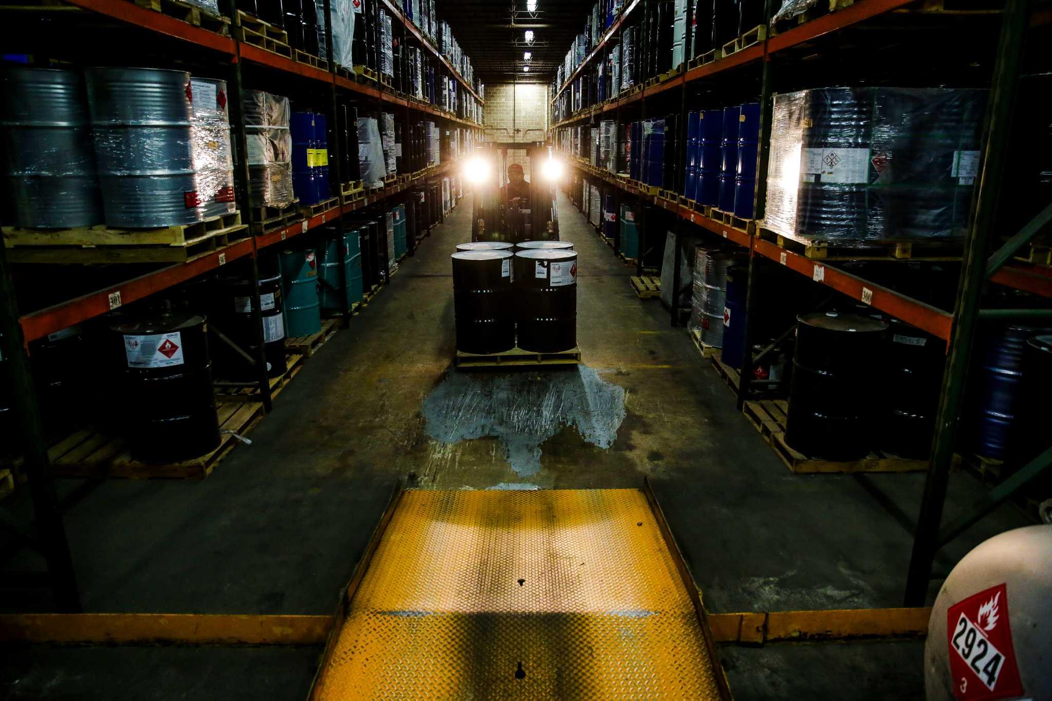 Dangerous chemicals, roadblocks to information combine to