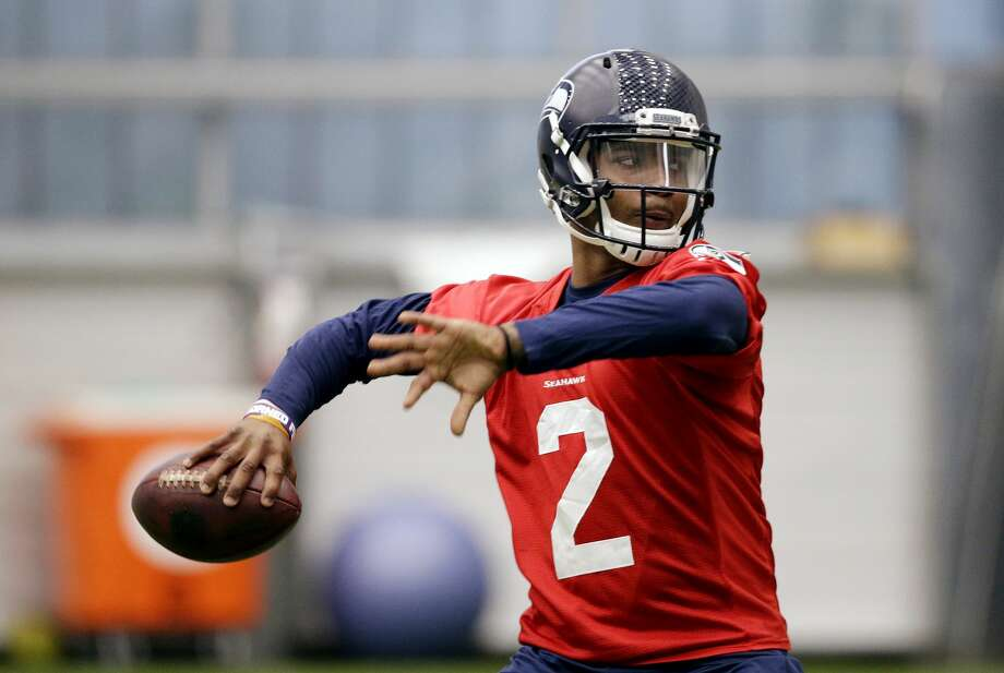 1. Boykin has a chance to earn backup jobThe quarterback position was one of the more interesting spots to watch all weekend   long with Trevone Boykin, Vernon Adams and Jake Heaps splitting the reps. Boykin took   the first-team snaps all three days, with Adams and Heaps seeing time with the second   and third teams. The former TCU star also seemed to provide the most highlights   throughout the 11-on-11 sessions, showing off an ability to throw on the run and   accurately place his deep ball. He struggled a bit with consistency, which is to be   expected during a camp when no one really knows what they're doing, but he impressed   enough to seem like a viable candidate to earn Seattle's No. 2 job behind Russell   Wilson this summer. Adams, who was on a tryout with the team, and Heaps, who signed as a free-agent last   week, also had their moments. Don't be surprised if Seattle lets Heaps go so they can   take a longer look at Adams, the former Eastern Washington and Oregon star. Photo: AP