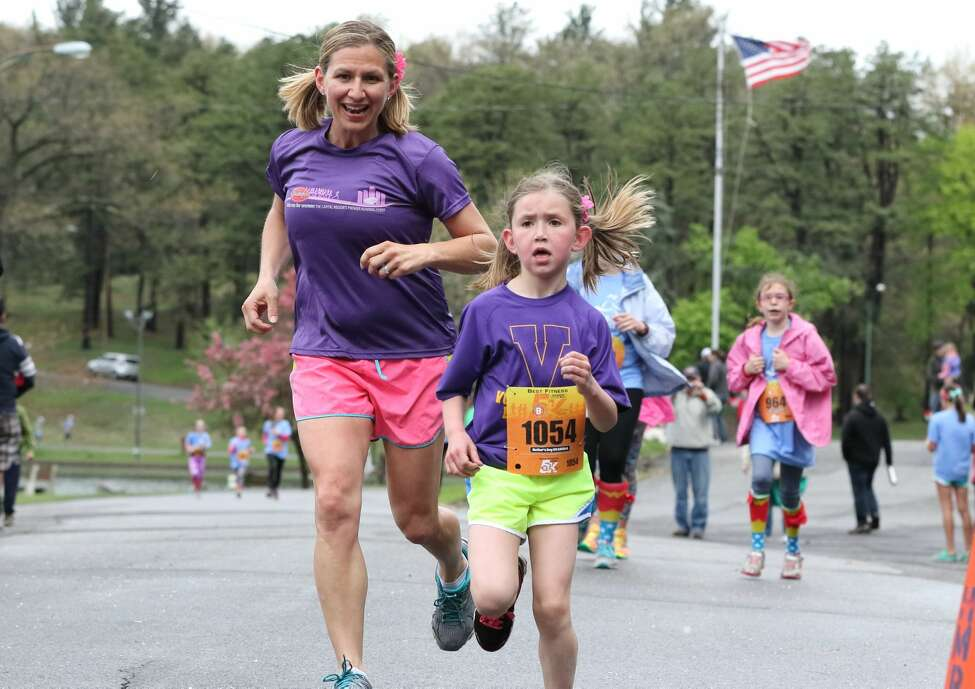 Were you Seen at the 36th Annual Mother's Day 5k Run/Walk bRUNch held in Schenectady's Central Park on Sunday, May 8, 2016?