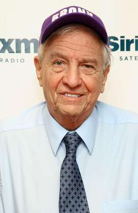 NEW YORK, NY - APRIL 25:  Garry Marshall visits the SiriusXM Studios on April 25, 2012 in New York City.  (Photo by Astrid Stawiarz/Getty Images)