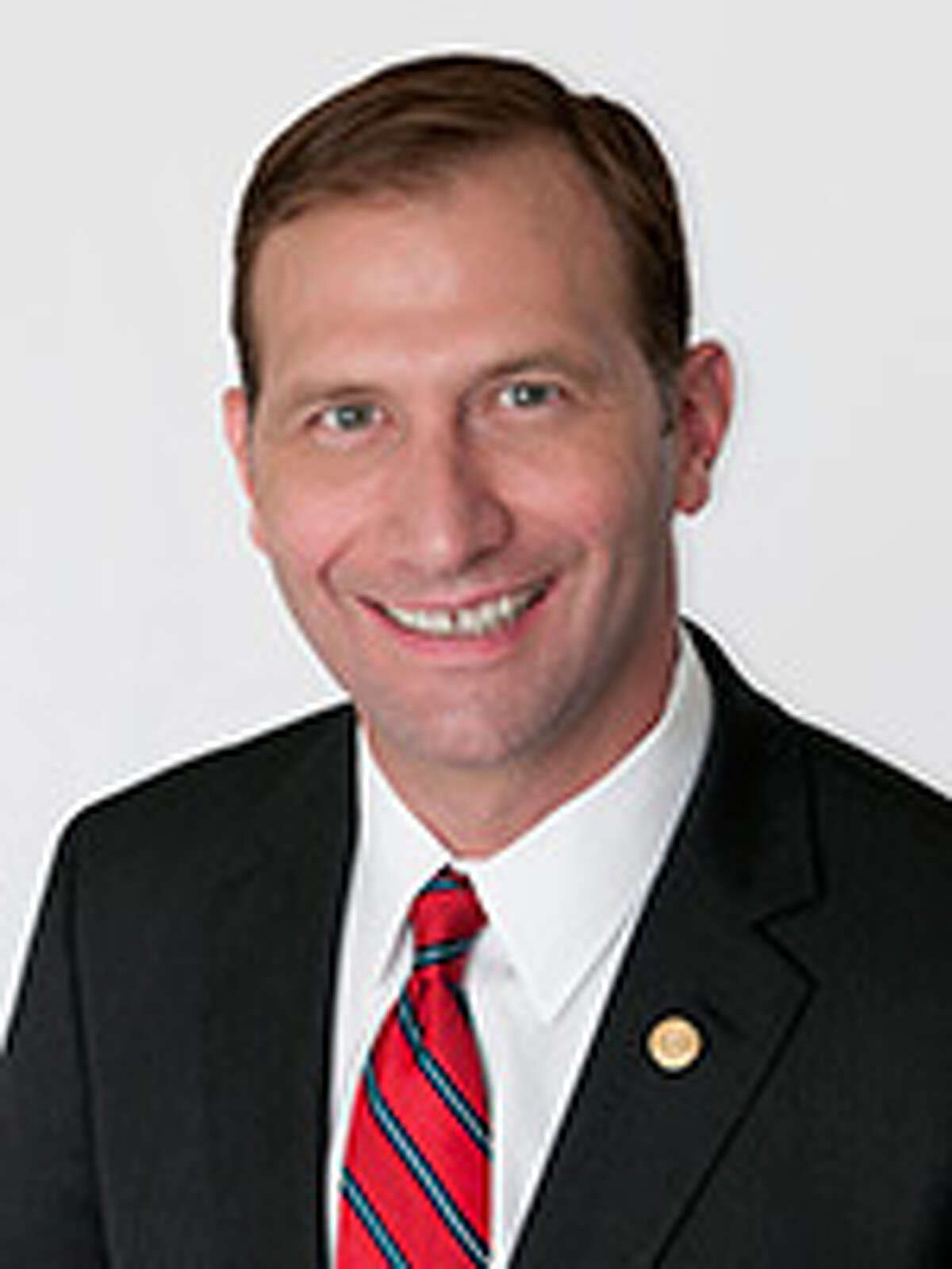 Texas Sen. Charles Schwertner is a Georgetown Republican.