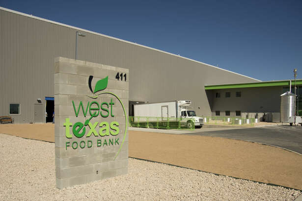 West Texas Food Bank's new facilities at 411 S. Pagewood in Odessa, had the grand opening Friday 01-22-16. Tim Fischer/Reporter-Telegram