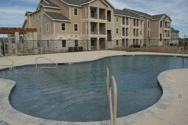 2-3-15 Azure Apartments located off S. Lamesa near I-20. Tim Fischer\Reporter-Telegram