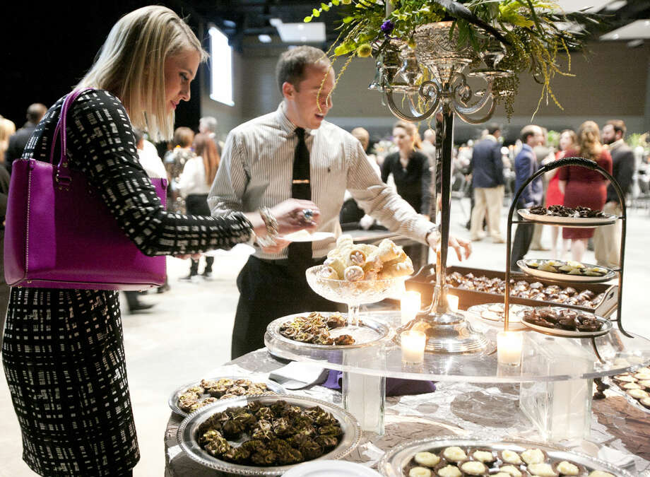 Feb. 8 |The annual Chocolate Decadence event benefiting the Aphasia Center of West Texas kicks off February's calendar of nonprofit special events. Photo: James Durbin