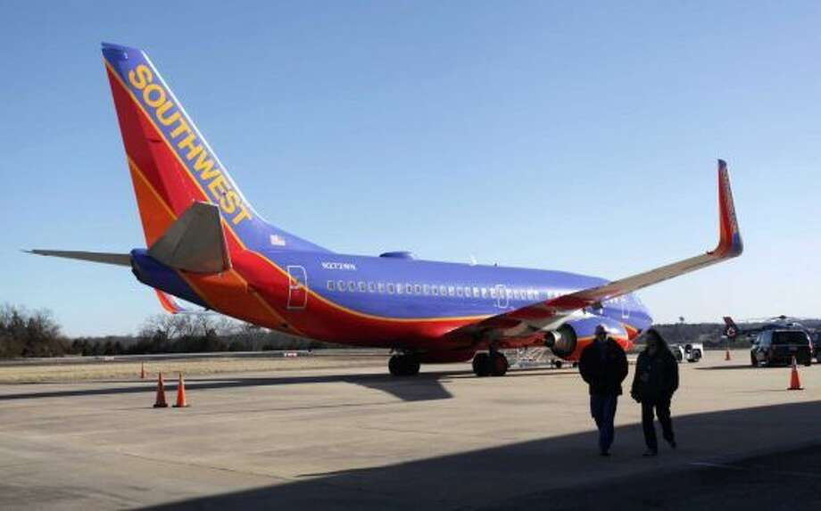 On May 20, 1977, Southwest Airlines started service to Midland.