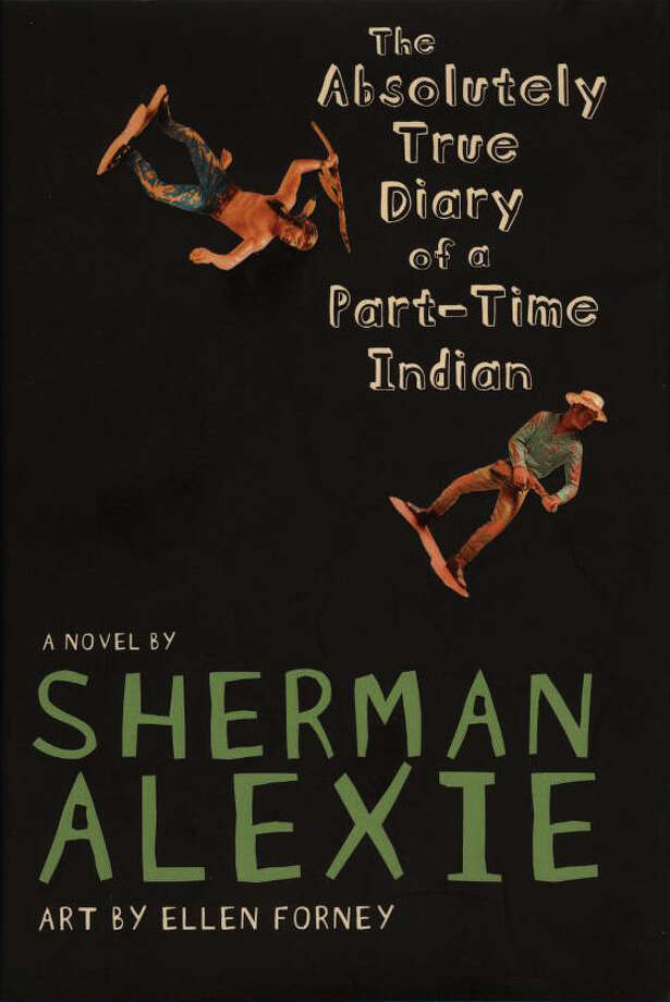 """The Absolutely True Diary of a Part-Time Indian"""
