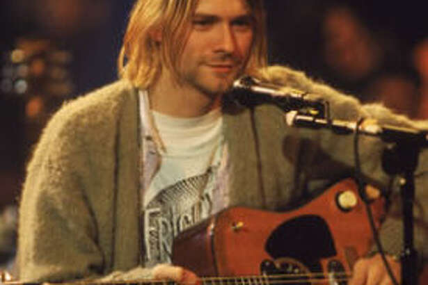 "Nirvana performed a fantastic version of this song during a live performance for ""MTV Unplugged,"" and Cobain's raspy vocals are haunting.PHOTO: American singer and guitarist Kurt Cobain (1967 - 1994), performs with his group Nirvana at a taping of the television program 'MTV Unplugged,' New York, New York, Novemeber 18, 1993. (Photo by Frank Micelotta/Getty Images)"