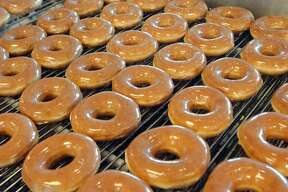 Krispy Kreme: The chain has brought back pumpkin spice lattes served hot, iced or frozen. A limited run of pumpkin spice-glazed doughnuts and the new pumpkin spice cheesecake-filled doughnuts will be available through Sunday. Multiple locations, krispykreme.com.