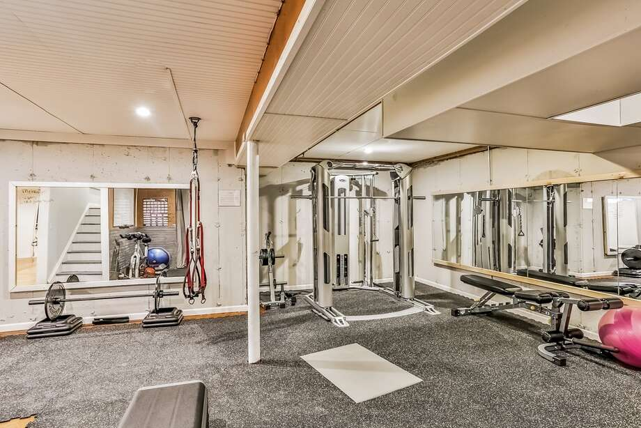 1687 Boston Post Rd, Darien, CT 06820 5 beds 4 baths 3,649 sqft  Features: Fitness studio, professional gym, movie theater View full listing on Zillow Photo: Zillow