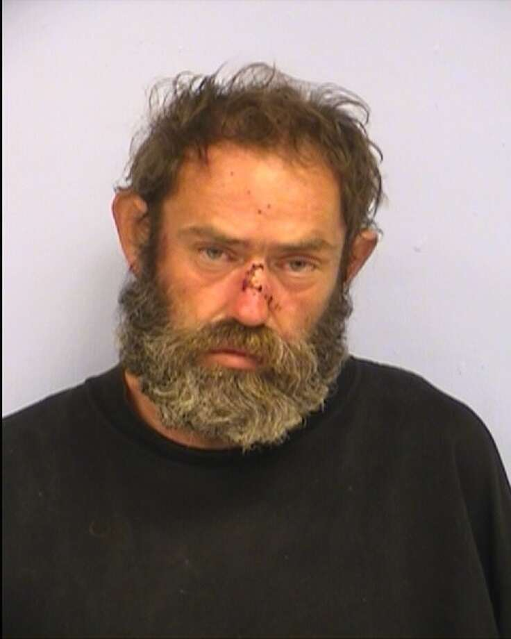 Daniel Scott March, 42, has been charged with assault on a public servant, a third-degree felony, and a separate assault charge for allegedly slapping a woman and punching an Austin police officer in the face on May 4, 2016. Photo: Austin Police Department