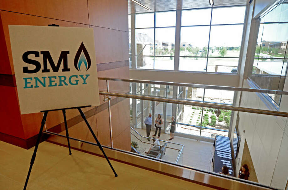SM Energy hosted a grand opening event Wednesday at their new Vineyard Development building. James Durbin/Reporter-Telegram