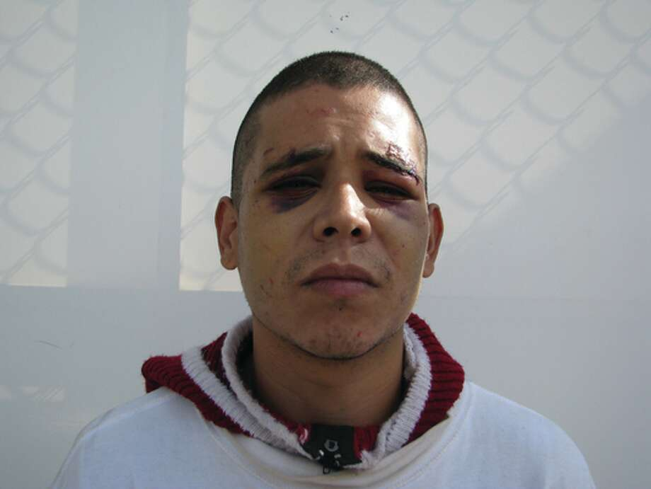 The Chihuahua Attorney General's Office announced Friday that Mario Alberto Lizalde Reyes of Juárez has been sentenced in the Sept. 27, 2014 killing of his friend Mario Hernandez Banda, The El Paso Times reported Friday. Photo: Chihuahua Attorney General