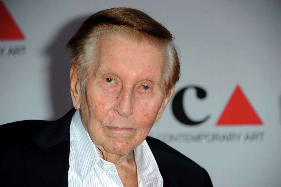 The legal proceedings evaluating Sumner Redstone's competency revealed an aging lion who craved sex and steak, although he was too ill to leave his Beverly Park mansion and took his meals through a feeding tube. Photo: Richard Shotwell /Associated Press / Invision