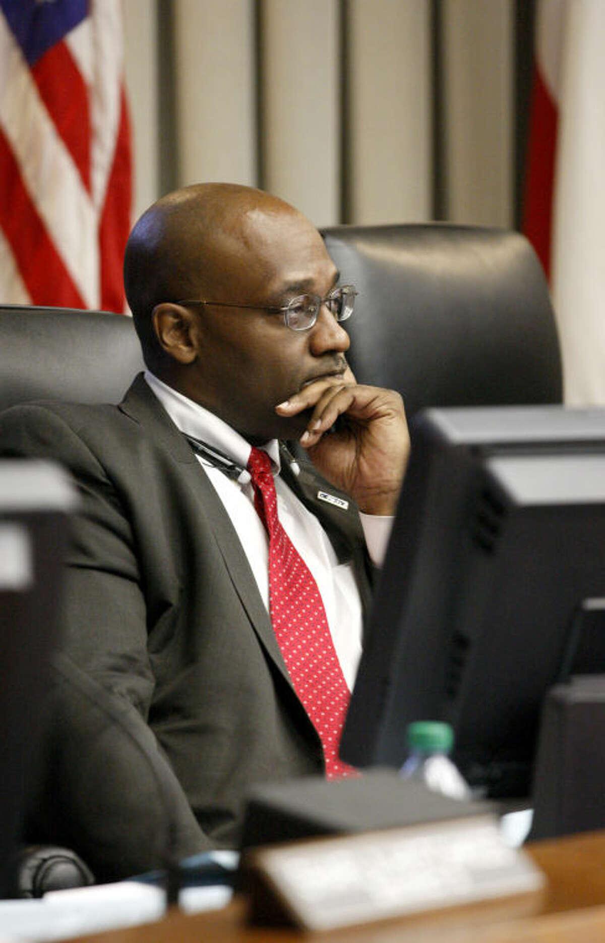 Midland City Councilman John B. Love III appears to be planning a run for U.S. Senate.