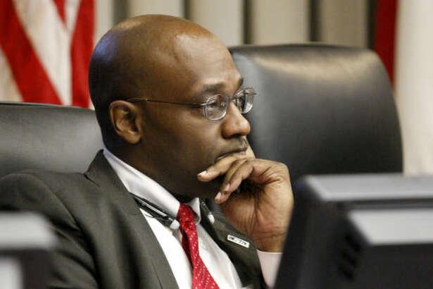 Midland City Council member John Love, photographed July 8. James Durbin/Reporter-Telegram