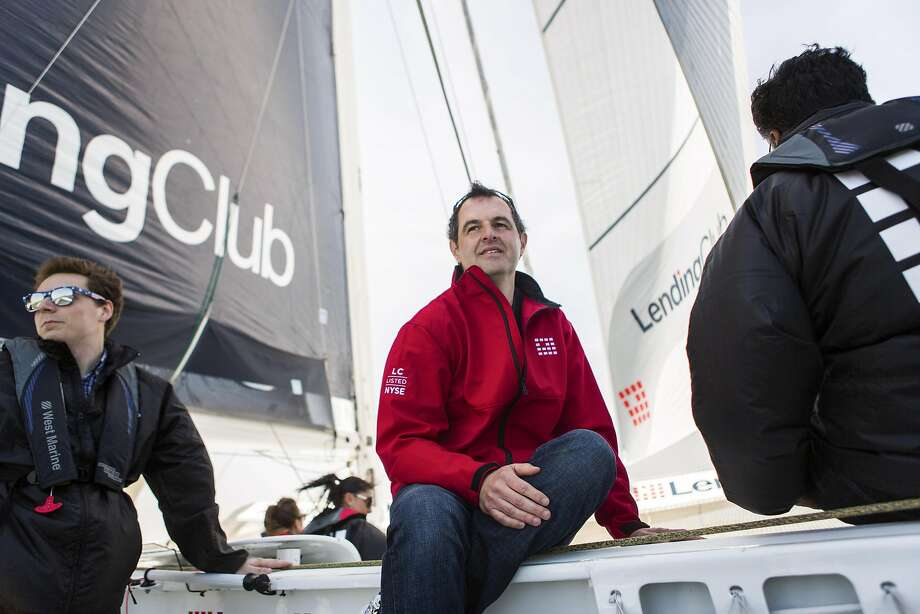 Renaud Laplanche left in May from Lending Club. Photo: PIOTR A REDLINSKI, NYT