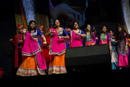 The Hindu Association of West Texas held their annual Diwali celebration on Nov. 14 at the Horseshoe Pavilion. Known as the Festival of Lights, the event featured dances and Indian cuisine. Photo by Cassie Burton/Reporter-Telegram