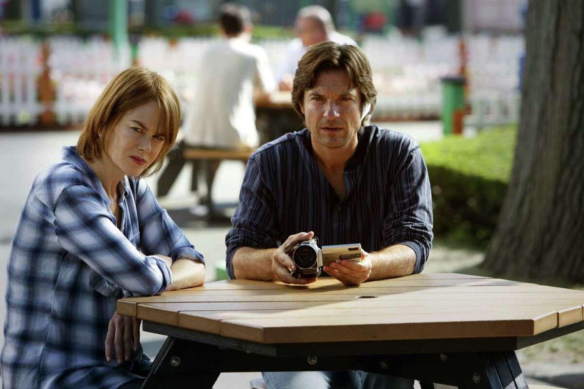Nicole Kidman, too This image released by Starz Digital shows Nicole Kidman, left, Jason Bateman in a scene from