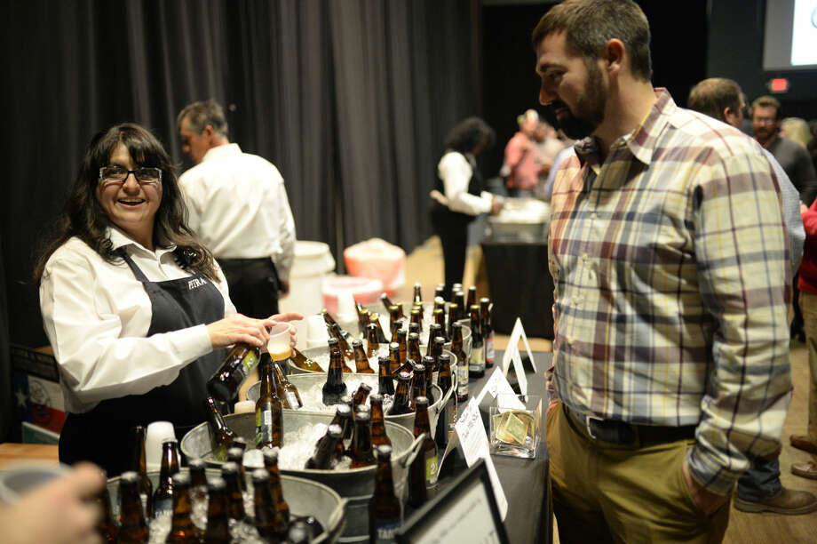 FILE PHOTO: ReinBeer craft beer tasting event to raise money for Museum of the Southwest on Wednesday, Dec. 16, 2015, at Midland Center. James Durbin/Reporter-Telegram Photo: James Durbin