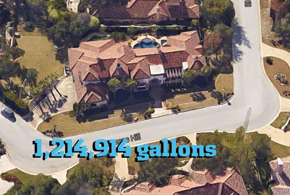 20. Sabrina Begum: 1,214,914 gallonsNeighborhood:Dominion