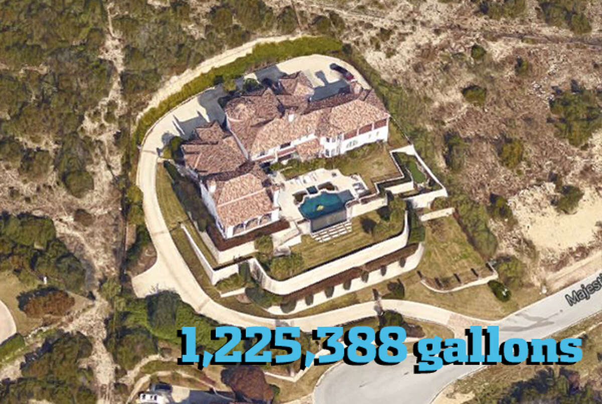 18. Anthony P. Gentry: 1,225,388 gallonsNeighborhood: Dominion