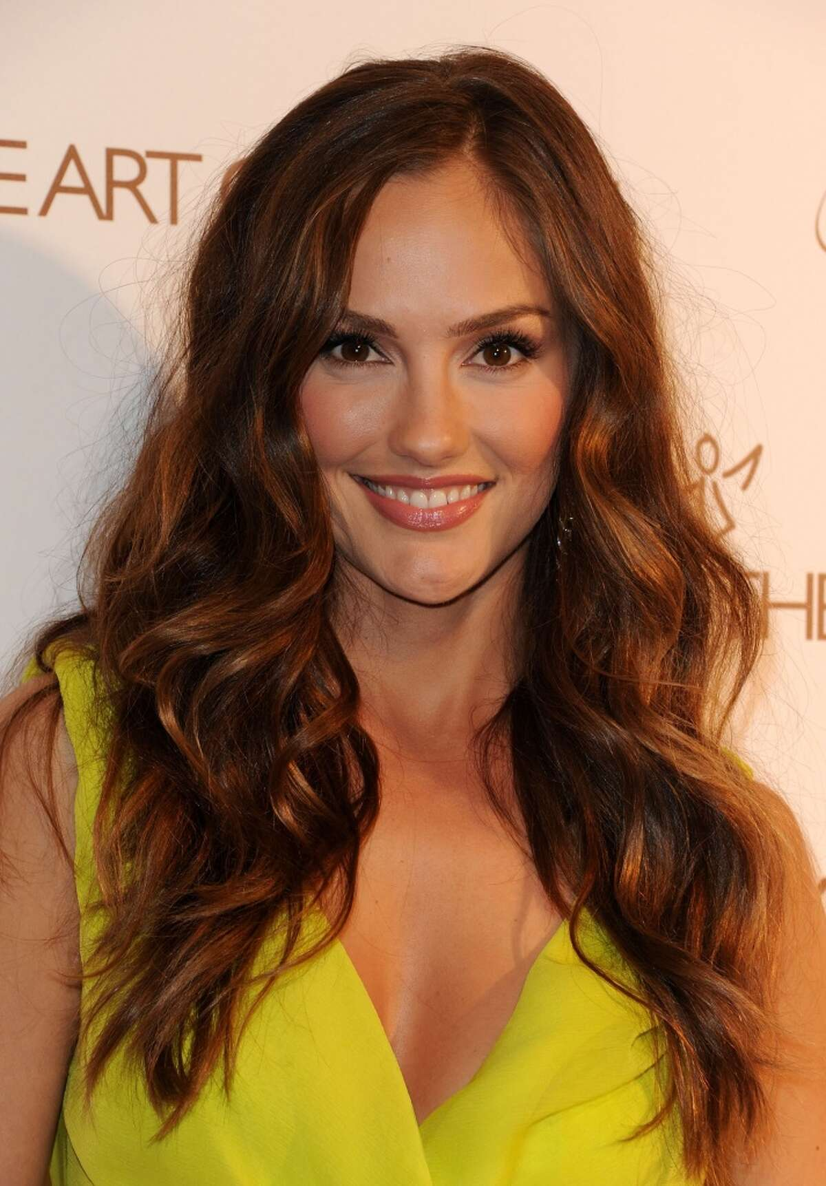 """What celebritieshave to say about Texas: Minka Kelly: """"In L.A. everyone is an actor. In Texas, everyone's a musician."""""""