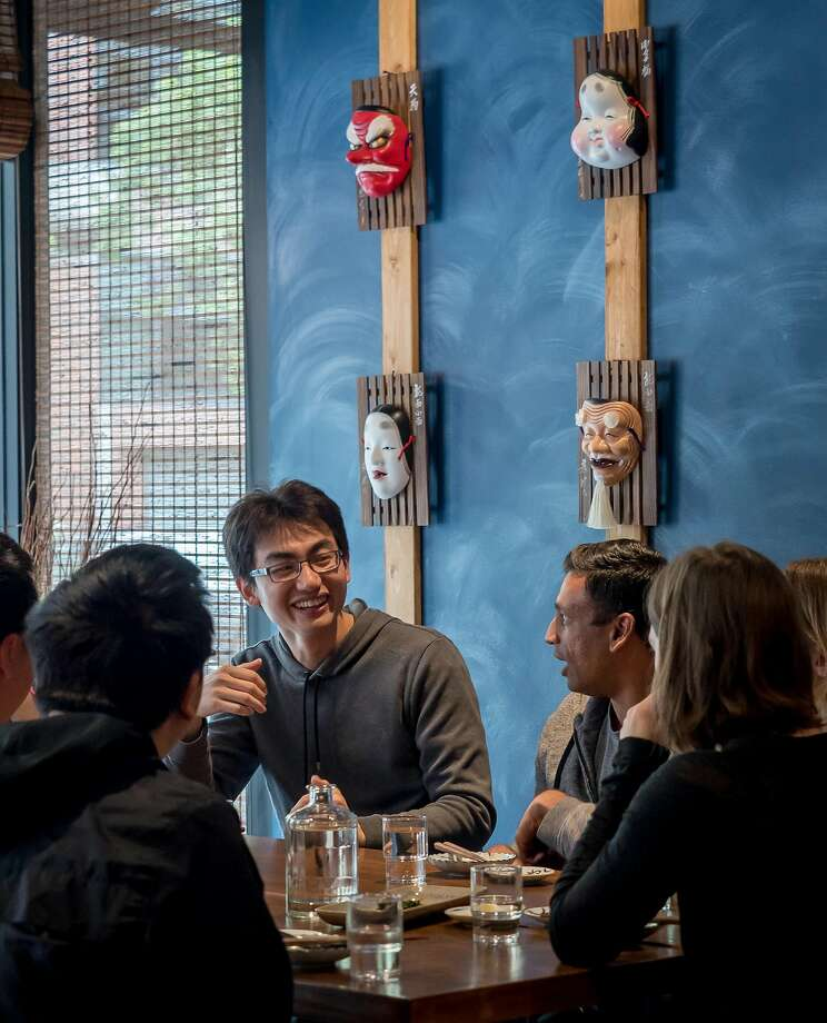 The San Francisco restaurant Okane offers a casual izakaya lunch experience. Photo: John Storey, Special To The Chronicle