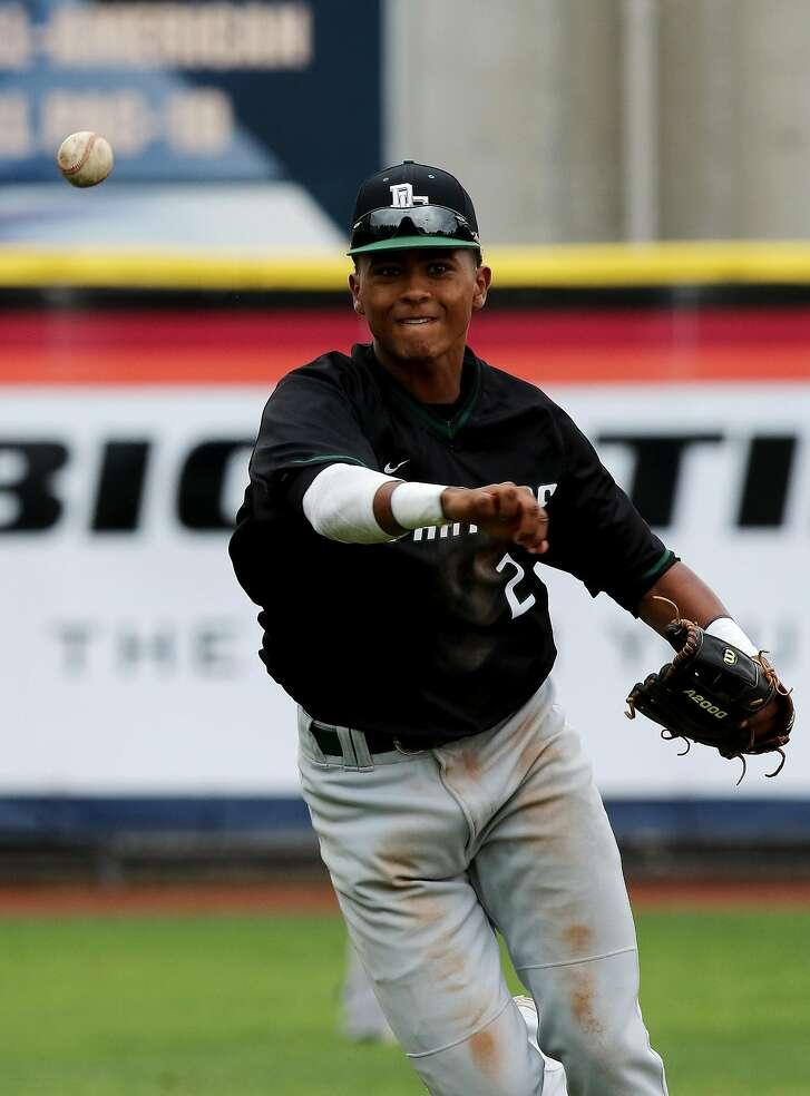 De La Salle-Concord shortstop Armani Smith is headed for UC Santa Barbara in the fall.