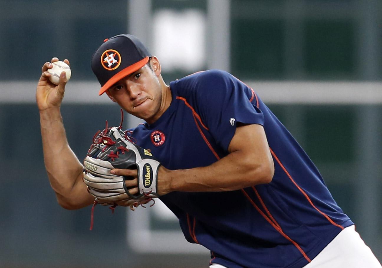 For Astros' Carlos Cor...
