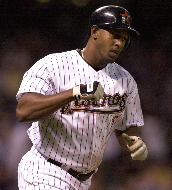 No. 1 Player: Richard Hidalgo Date: April 7, 2000 Opposing pitcher: Randy Wolf, Phillies