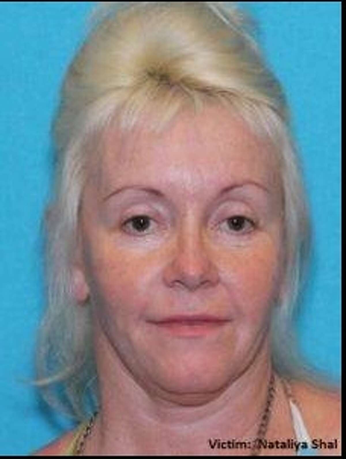 The Baytown Police Department say 50-year-old Nataliya Shal was brutally murdered in her Lakes at Madera apartment Sunday.  Police are offering a $5,000 reward for any information that will help get a suspect arrested and charged.