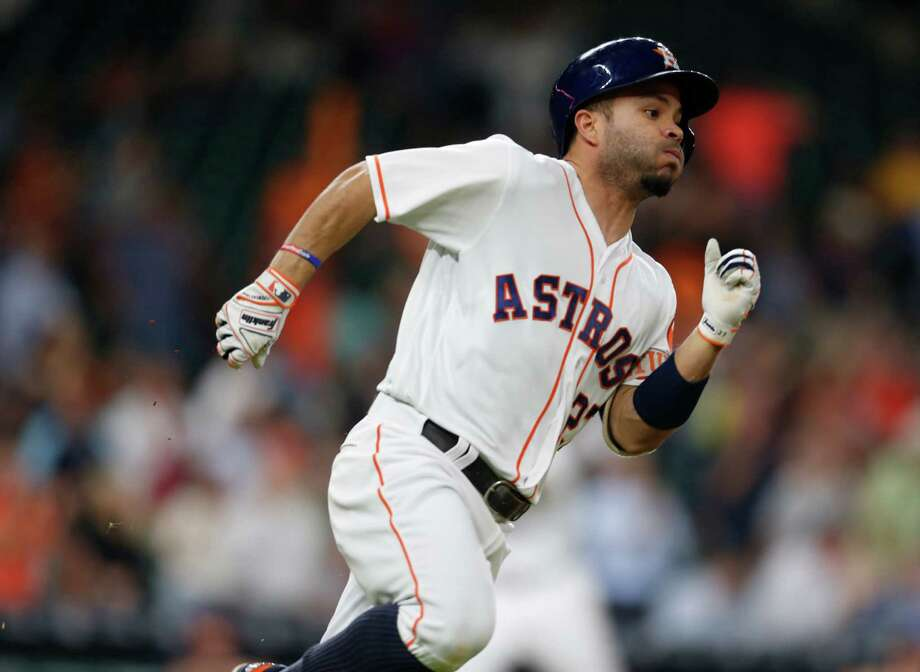 Astros second baseman Jose Altuve batted a blistering .420 with a .492 on-base percentage and .620 slugging percentage in June, all bests for a single month in his six-year career.Click through the gallery for 26 things to know about the Astros' 26-year-old star. Photo: Karen Warren, Houston Chronicle / © 2016 Houston Chronicle