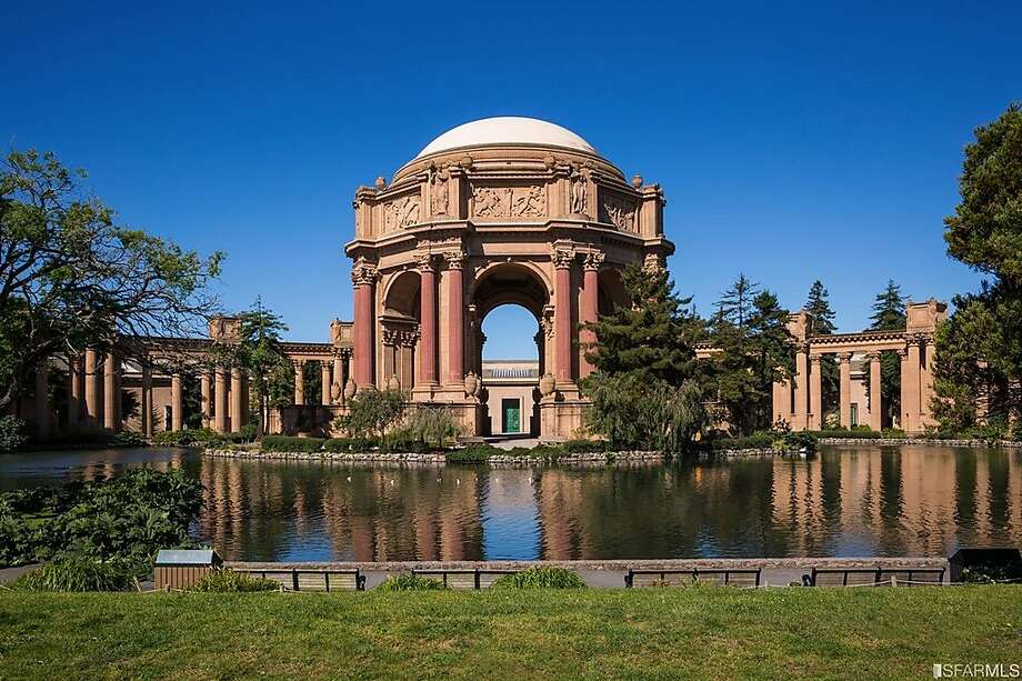 There won't be a museum of San Francisco and the Bay Area going into the Palace of Fine Arts. Photo: Jacob Elliott