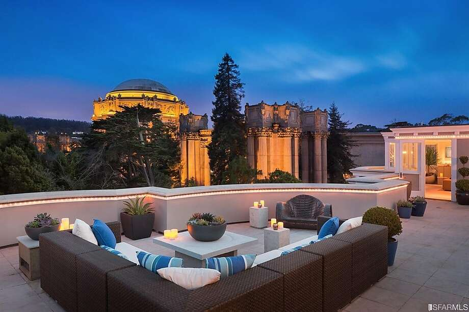 Silicon Valley Vc Selling His Private Palace Of Fine Arts Compound