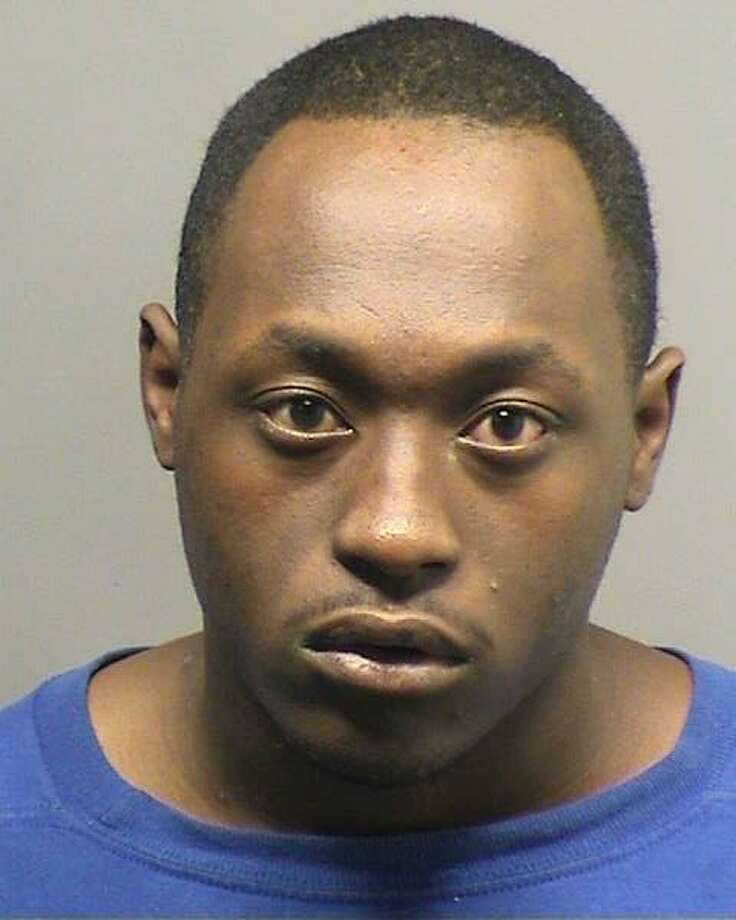 Reginald Anders is being held on capital murder charges at the Midland County Central Detention Center.