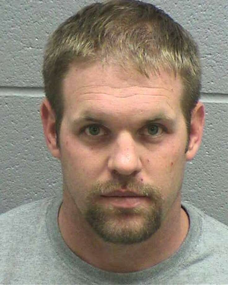 Trey Scott Atwater is accused of carrying military-grade explosives into Midalnd International Airport inside a bag.