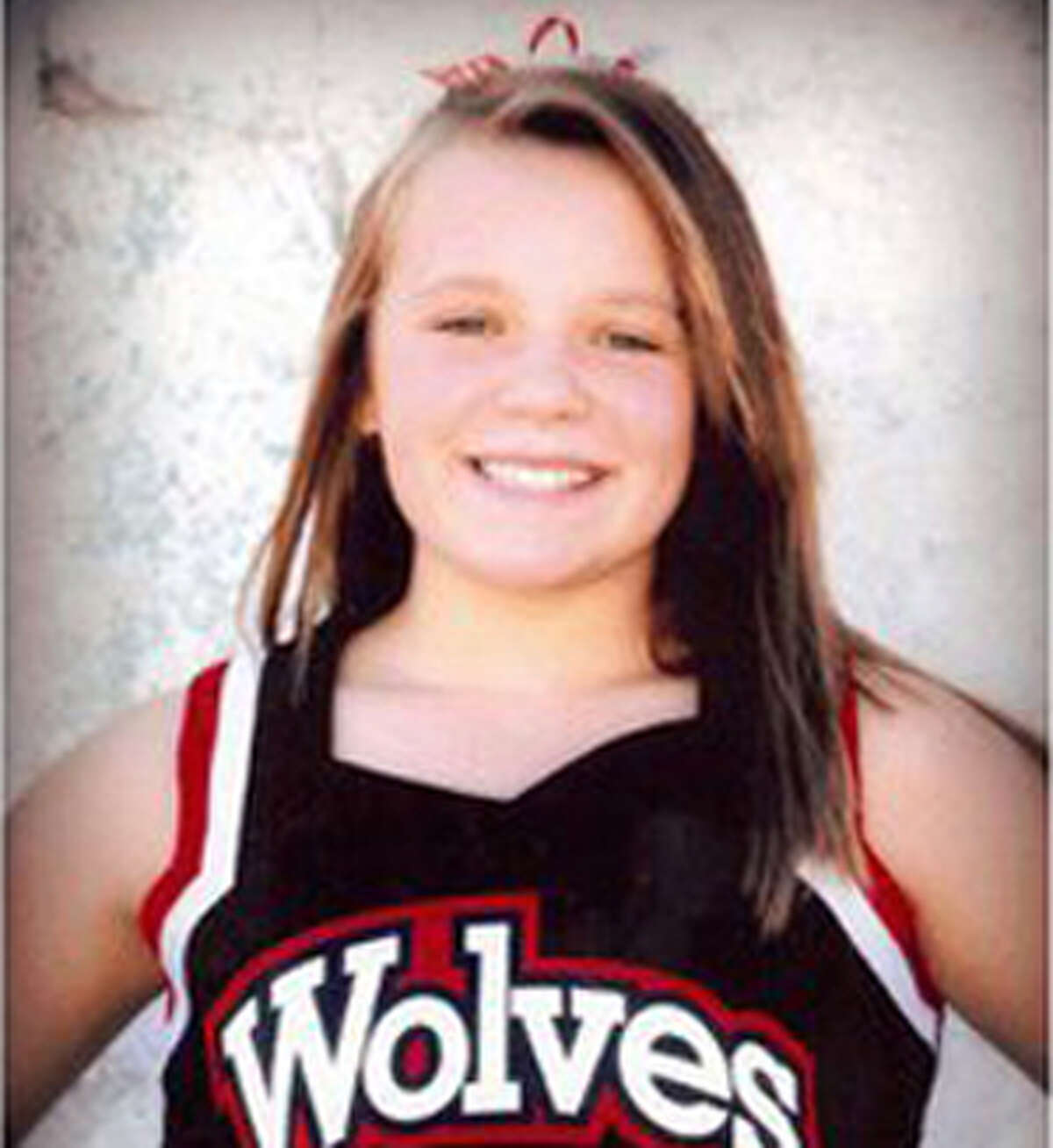 Hailey was reported missing in December 2010. She and her mother, Billie Dunn, lived in the small West Texas town of Colorado City at the time and Adkins, who was dating Hailey's mother, was named as a person of interest.