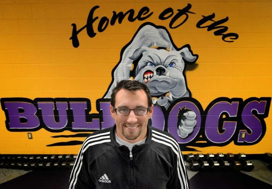 New Midland High girls soccer coach Ryan Dunlevy James Durbin/Reporter-Telegram Photo: JAMES DURBIN