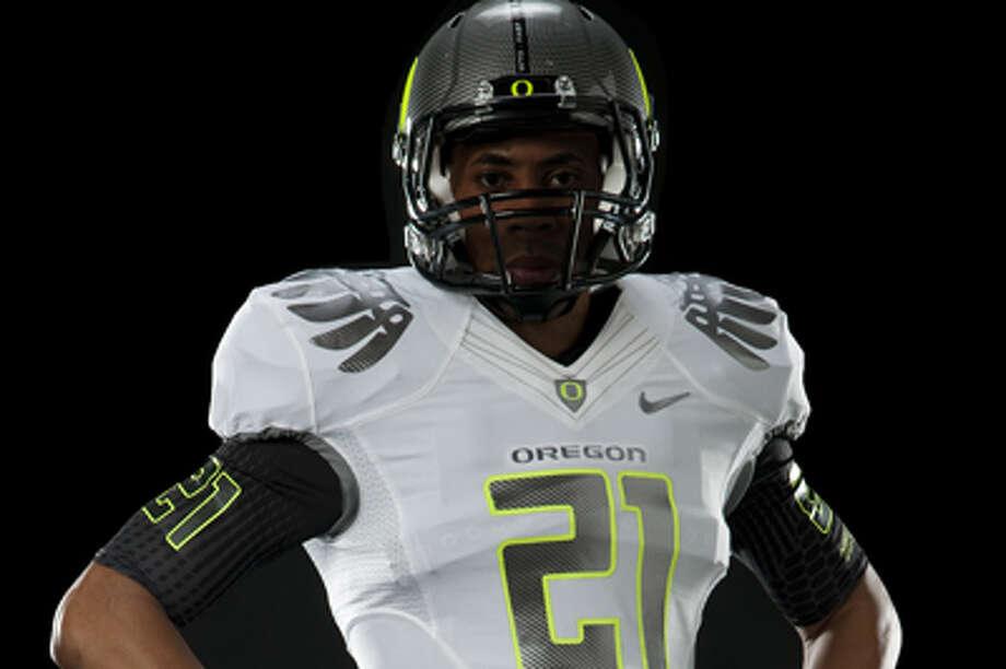 Photo: HO / ndated photo released by the University of Oregon Athletics