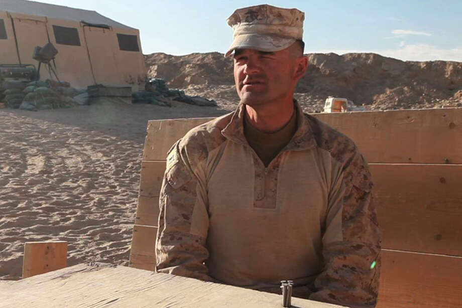 (Video) Midland native Capt. Aaron Awtry, the commanding officer of Fox Company, 2nd Battalion, 4th Marine Regiment, talks about the beginning stages of Operation Double Check.