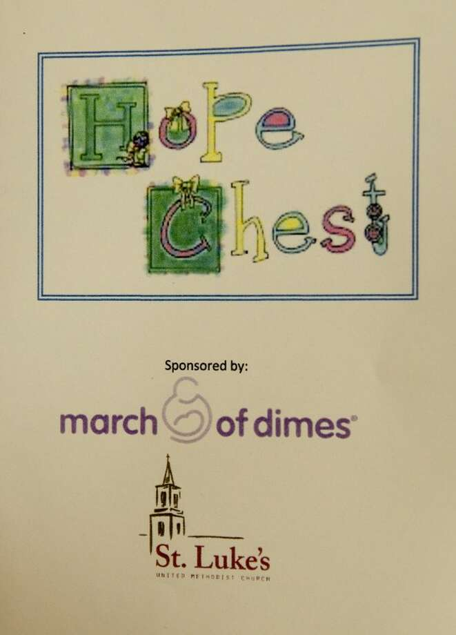 Hope Chest Midland, a part of March of Dimes, will be located in St. Luke's United Methodist Church Photo by Tim Fischer/Midland Reporter-Telegram Photo: Tim Fischer