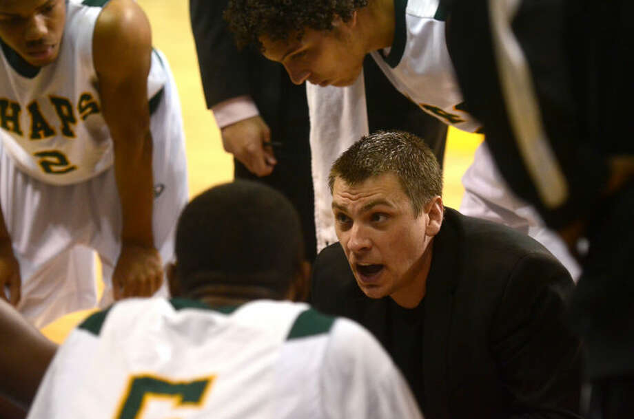 "It was a bizarre six months for former Midland College men's basketball coach Chris Craig from the time he resigned to the time he was arrested for an outstanding warrant for misdemeanor drug possession after officers found marijuana and a pipe in his car in Price, Utah, in August.After two seasons at MC in which he compiled an overall record of 37-18, including a 19-8 mark during the 2012-13 season with the Chaparrals, Craig, 32, abruptly resigned on March 21 for personal reasons.That resignation capped off a day in which it appears Craig wrote about end-of-the-world prophecies on his Twitter account and personal blog, which contained 31 handwritten pages. In that blog he mentioned the 50-year anniversary of the John F. Kennedy assassination, called President Barack Obama a ""false prophet,"" and said that former Republican presidential candidate Mitt Romney as an ""anti-christ"" and a ""false messiah.""After his resignation, Craig was reportedly detained by Secret Service agents when he traveled to Isreal during Obama's trip to the Middle East.Then on July 10, Craig was accused of entering a classroom at Eastern Arizona College, raising a Bible in the air and offering obscenities after asking the instructor whether he was Mormon. Craig also claimed he was an ""Islamist jihadist"" and later police in Colorado issued a warning to church leaders after Craig had been saying Mormons and Catholics would be destroyed in the coming weeks.Since his arrest on Aug. 8, there has been no word on Craig's precise whereabouts or activities. Photo: JAMES DURBIN"