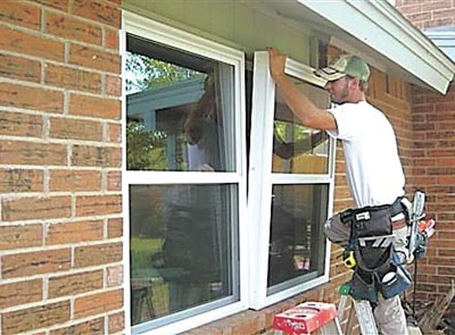 Improve the view this year by replacing those old, drafty windows with Infinity from Marvin. Call American Home Improvement at 550-7224 to schedule your free estimate.