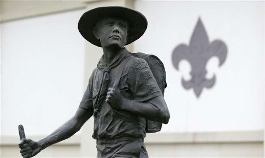 Boy Scout File Photo Photo: Associated Press / AP
