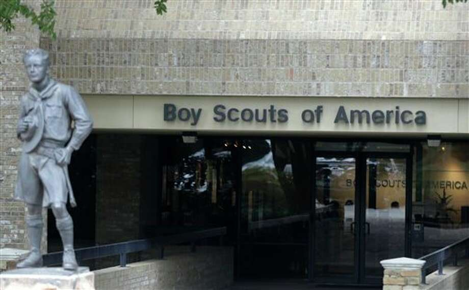 Boy Scouts of America File Photo Photo: LM Otero / AP