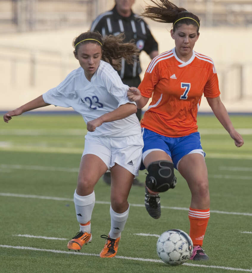 Strengths:Central was unable to defend its title, but did make a strong push. Central won district titles in girls soccer and boys and girls swimming. The issue with swimming, though, was having the district split into two meets. Central won the 3-5A meet, while Coronado won the 2-5A meet. As a result, points were split for those achievements. Girls soccer had the lone double-digit score for the program with 11 points. Central was second in volleyball, baseball and team tennis, and experienced postseason success in all three sports. It just wasn't enough to keep pace with Coronado.Weaknesses: Central failed to score points in softball, girls track, girls cross country and boys golf. The boys track team also garnered just .33 points after finishing in a three-way tie for sixth with Abilene Cooper and Odessa Permian. Photo: Tim Fischer