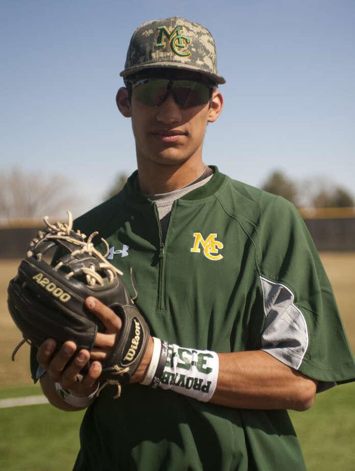 Midland College's Matt Reyes. Tim Fischer\Reporter-Telegram Photo: Tim Fischer