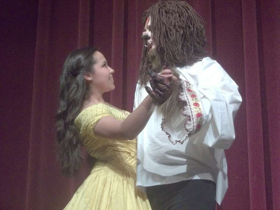 "The Kaleidoscope Company at Permian Playhouse will present ""Beauty and the Beast Jr."" The show opens Friday, Feb. 17. Photo: Courtesy Photo"