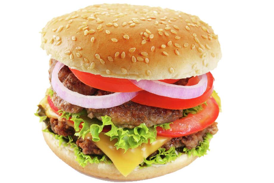 How do you think a $317,000 hanburger would taste? Photo: Valentyn Volkov / Hemera